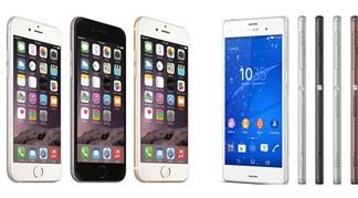 6 smartphone tại Việt Nam có thiết kế ấn tượng nhất năm 2014