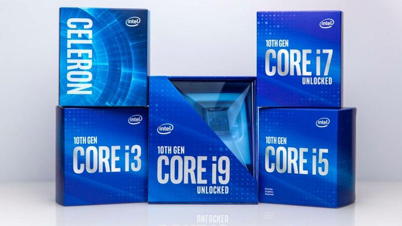 Tìm hiểu vi xử lý máy tính - CPU Intel