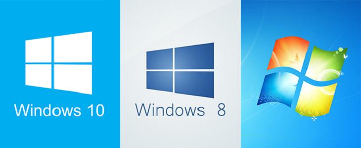 Các hệ điều hành Windows