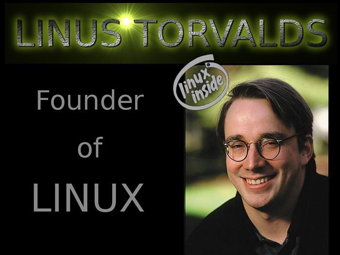 Linus Torvalds – Cha đẻ của hệ điều hành Linux