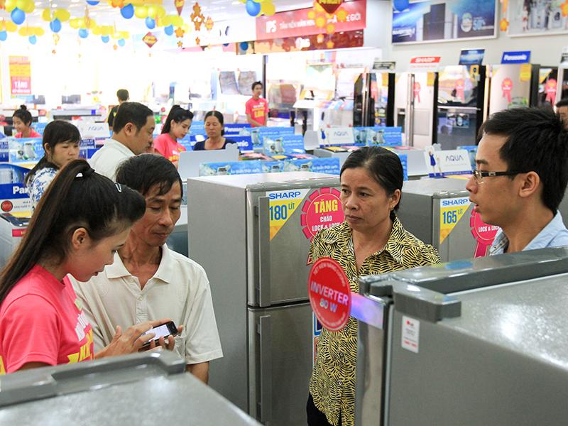 Siêu thị Điện máy XANH Quận 12 Tô Ký - TP. Hồ Chí Minh