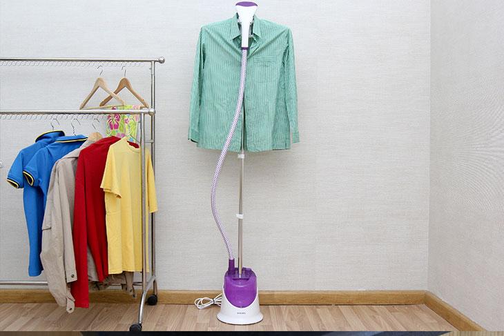 Cách chọn mua và sử dụng bàn ủi hơi nước đứng tốt nhất