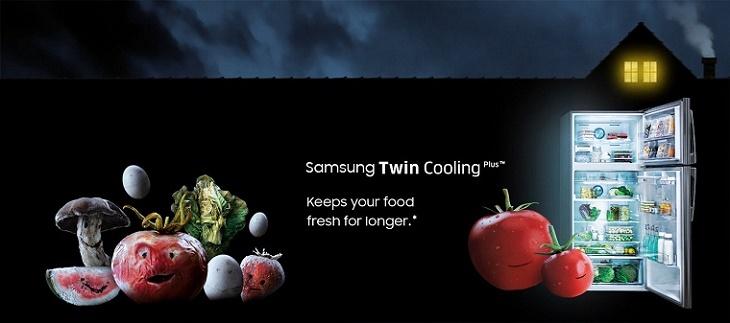 Hệ thống làm lạnh kép Twin Cooling System