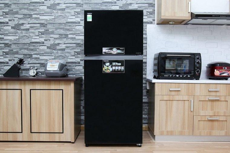 Các dòng tủ lạnh Toshiba với dung tích đa dạng phù hợp nhiều nhu cầu sử dụng