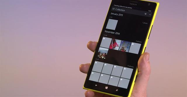 Hình ảnh Windows Phone 10 chính thức ra mắt, nhiều tính năng hấp dẫn số 9