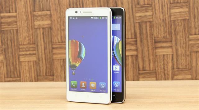7 smartphone dưới 3 triệu, màn hình 5 inch chạy chip 4 nhân