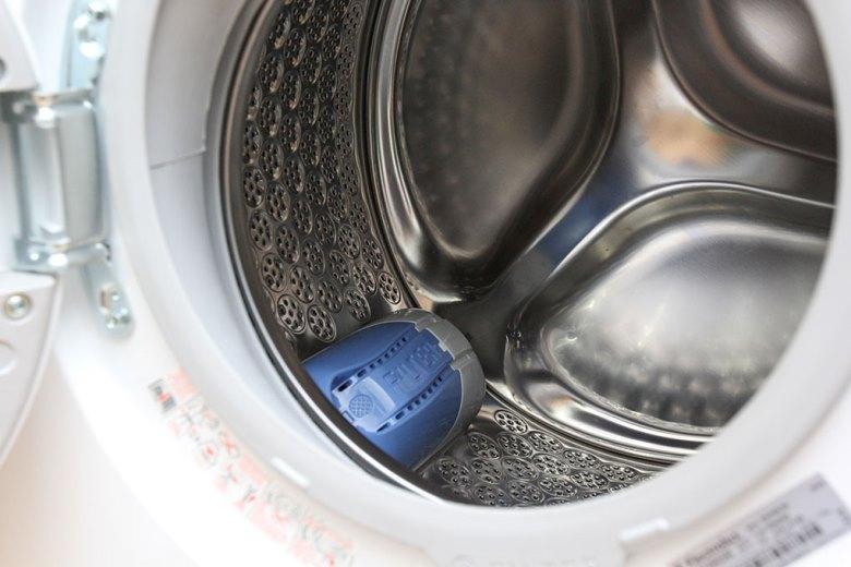 Lồng giặt với thiết kế thông minh
