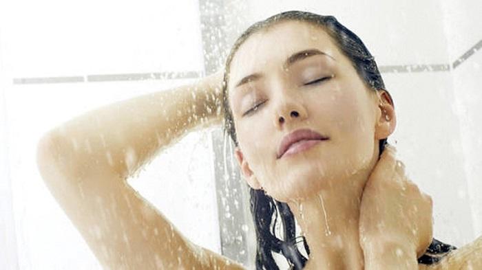 Thoải mái tắm gội với máy nước nóng tiện dụng