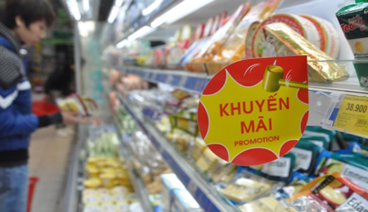 Theo dõi những chương trình khuyến mại tại siêu thị và các cửa hàng