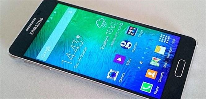 Điểm cấu hình Samsung Galaxy S6 thuộc hạng đỉnh của đỉnh