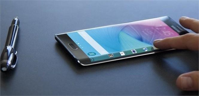 Samsung Galaxy S6 Edge cũng có điểm cấu hình cao đáng kinh ngạc