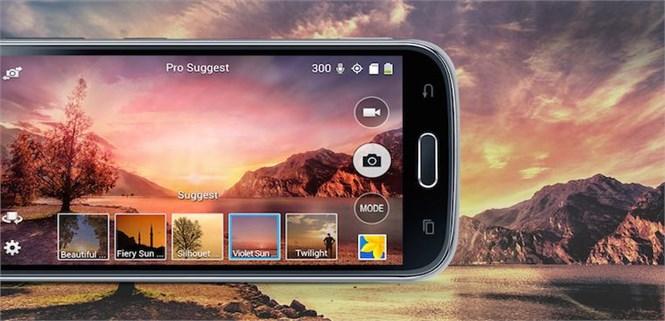 Samsung Galaxy K Zoom thế hệ mới rò rỉ thiết kế