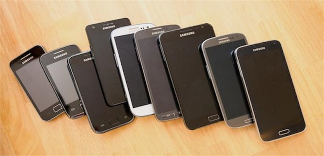 Samsung Galaxy S6 nhá hàng trong bộ vỏ bảo vệ mới
