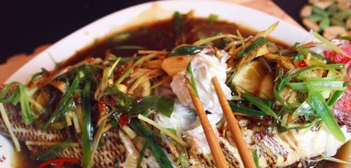Món cá hấp thơm ngon, bổ dưỡng
