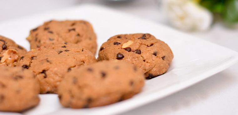 Bước 4 Thành phẩm Bánh quy bơ chocolate chip