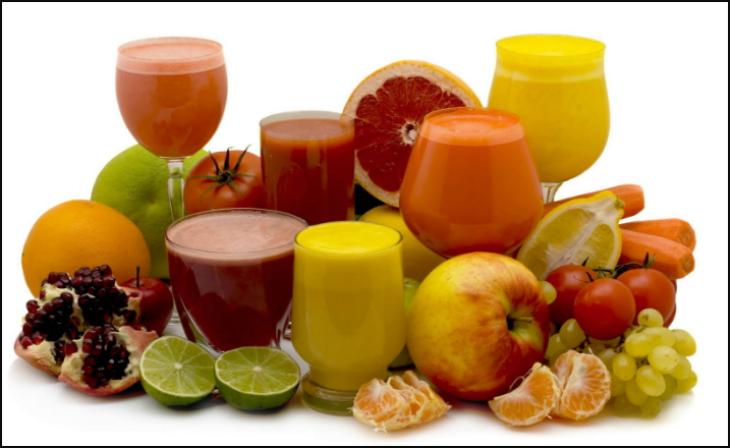 Sinh tố giúp bổ sung chất dinh dưỡng, hồi phục cơ thể nhanh