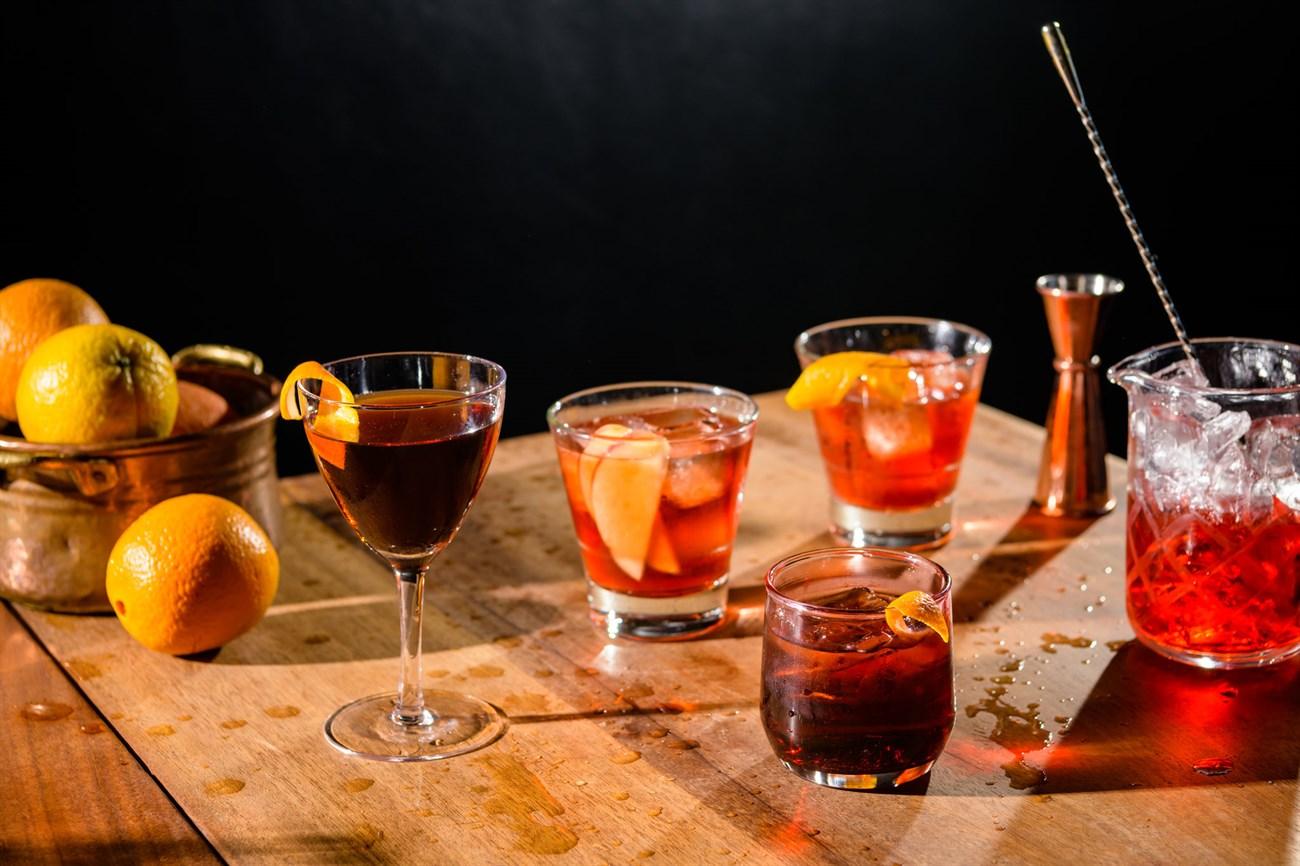 cocktail hỗn hợp
