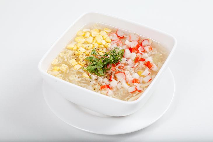 Ăn súp hoặc lẩu sau khi nôn