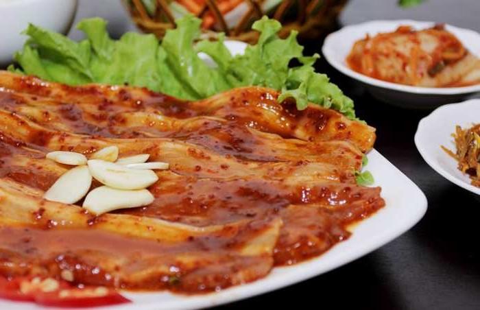 Cải thiện món khai vị với giò heo chua ngọt