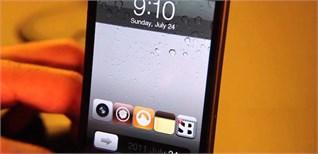 Cách thêm phần mềm ra màn hình khoá của iOS