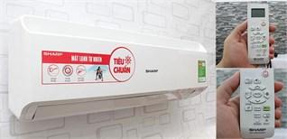 Cách sử dụng máy lạnh Sharp - Phần 1