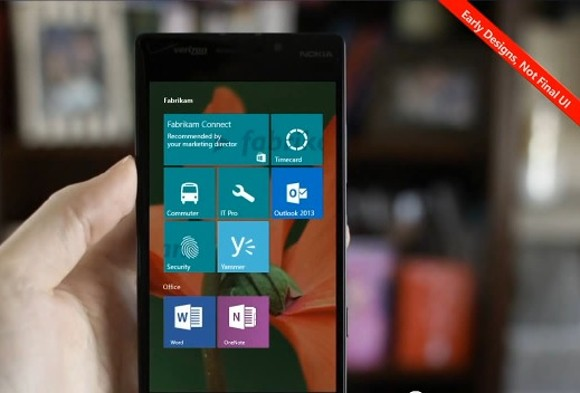 Nâng cấp lên Windows 10 cho dòng Lumia