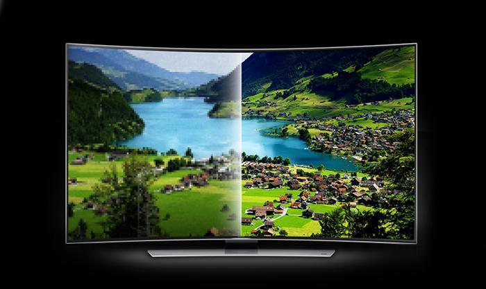 UHD Dimming giúp bạn tận hưởng phút giây giải trí tuyệt vời với những hình ảnh rõ nét