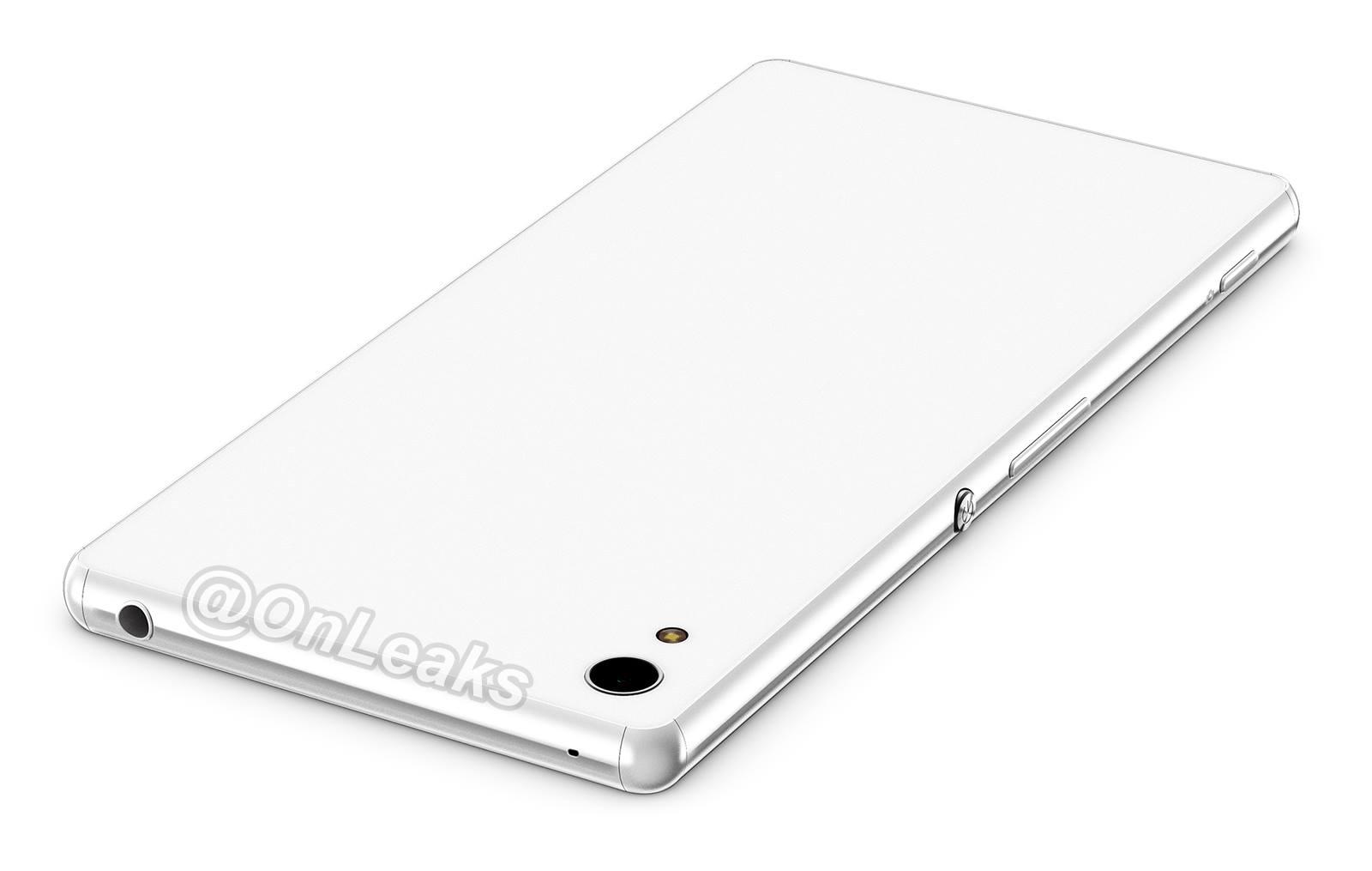 Sony Xperia Z4 chính thức lộ trọn vẹn thiết kế