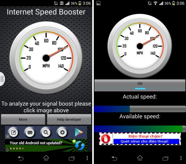 Internet Speed Master