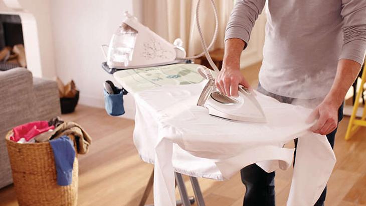 Kết quả hình ảnh cho tiết kiệm điện trong Với bàn là điện: