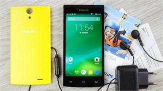 4 smartphone chip 4 nhân, RAM 1GB, camera 8MP, giá dưới 3 triệu đồng