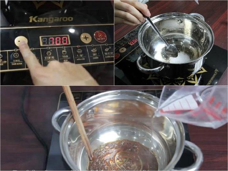 Cách làm thịt kho tàu