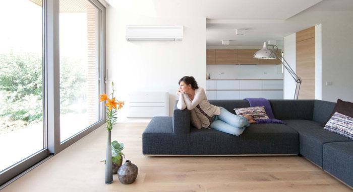 Nhiệt độ và độ ẩm cao có thể gây tình trạng sương thoát ra từ máy lạnh