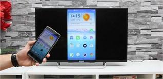 Cách kết nối điện thoại OPPO với Smart tivi