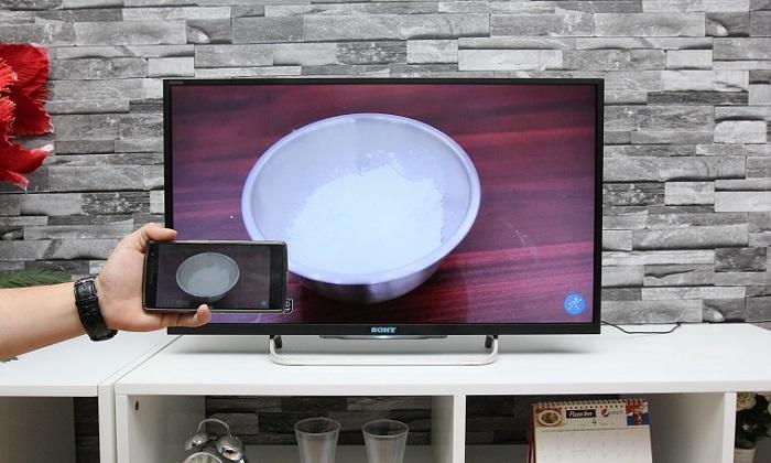 Bạn đã có thể hiển thị nội dung từ thiết bị di động lên màn hình ti vi để phục vụ mục đích giải trí của mình.