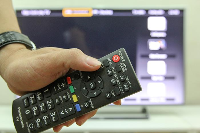 Cách khôi phục cài đặt gốc tivi Panasonic