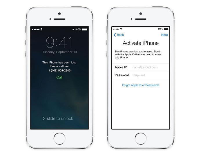 iphone 6 bị hack icloud