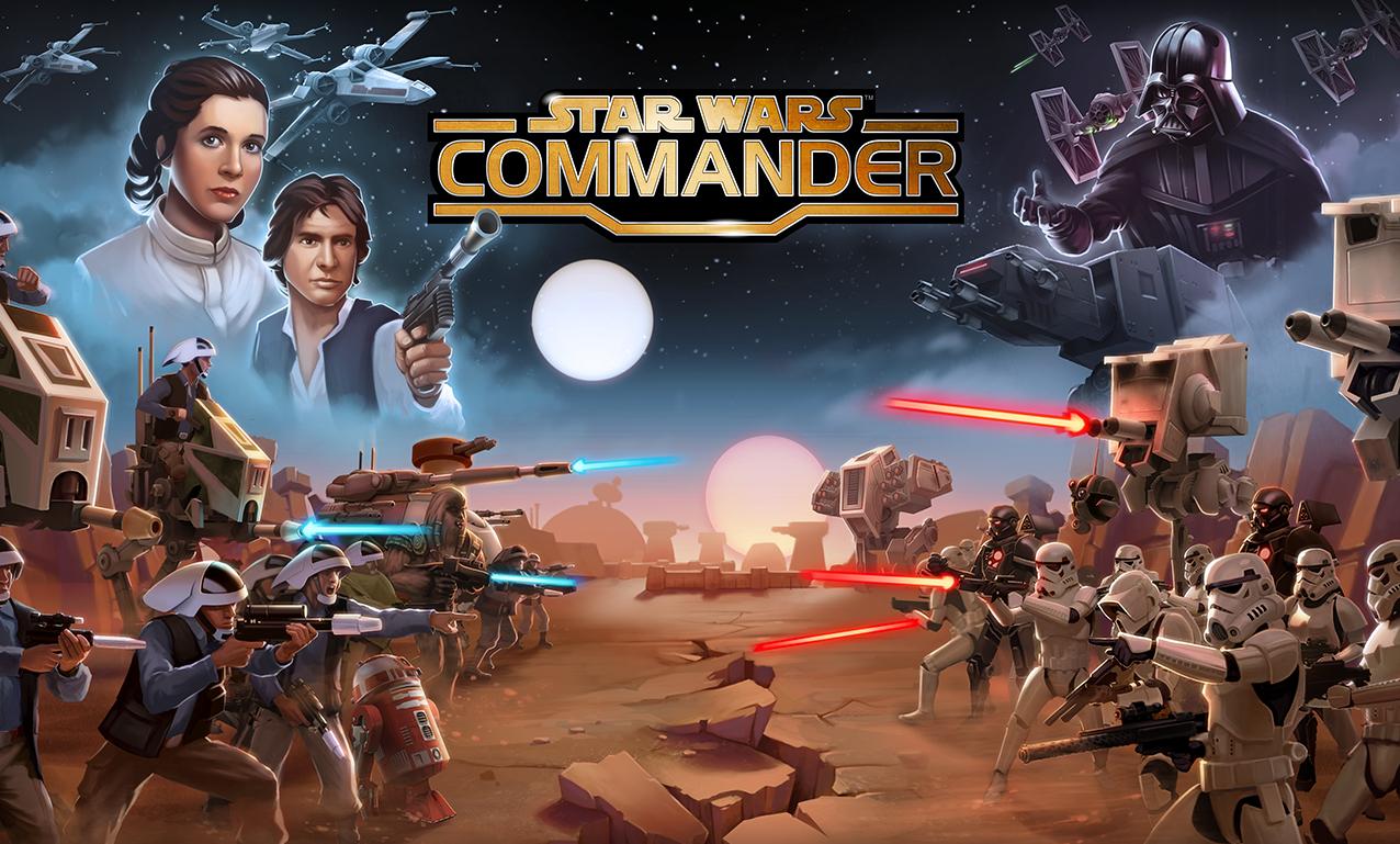Tải Star Wars: Commander