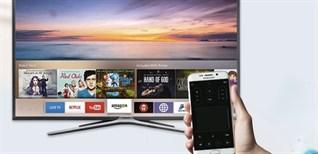 12 ứng dụng, phần mềm điều khiển tivi bằng điện thoại tốt, dễ sử dụng nhất