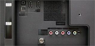 Điểm mặt những kết nối cơ bản trên tivi, chức năng của từng cổng (P.2)