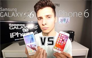 Bạn thân cùng phòng đổ máu vì tranh luận 'iPhone 6 và Galaxy S6 cái nào tốt hơn'