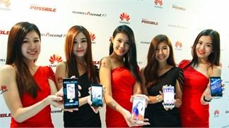 12 smartphone vượt mặt iPhone 6 về độ mỏng! Bạn biết được bao nhiêu máy?