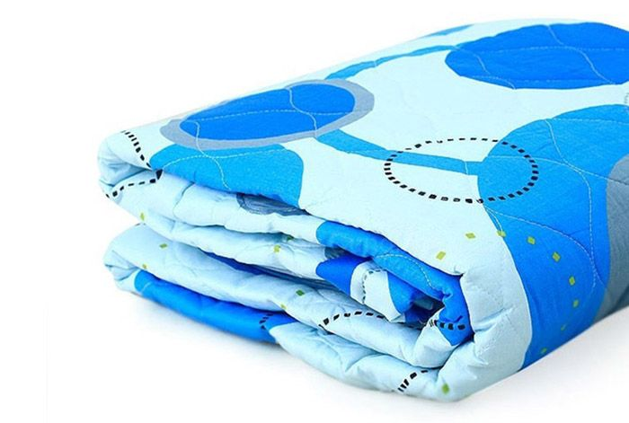 Chăn mền dày sẽ làm máy có độ vắt giảm