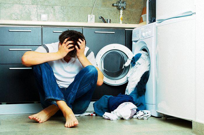 Lỗi máy giặt không hoạt động