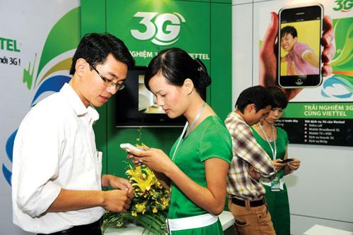 tăng cước 3G