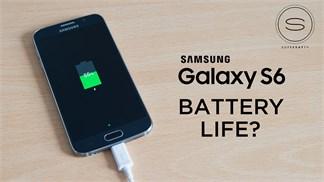 'Tăng pin' cho Samsung Galaxy S6 chỉ với 5 cách đơn giản