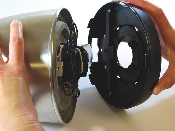 Không tự ý sửa chữa nếu bình bị rò rỉ điện