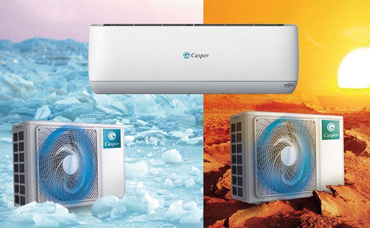 Cách nhận biết nhanh 2 loại máy lạnh và loại nào sẽ phù hợp với gia đình của bạn?