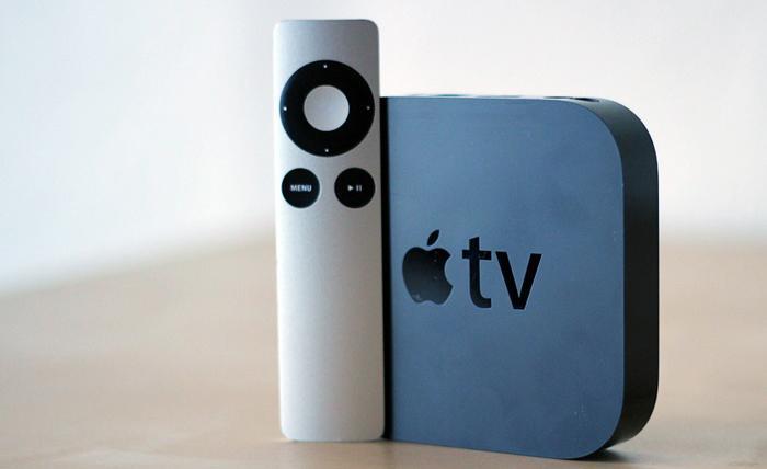 Apple TV được bán với giá 99$ cho phép kết nối iPad với tivi