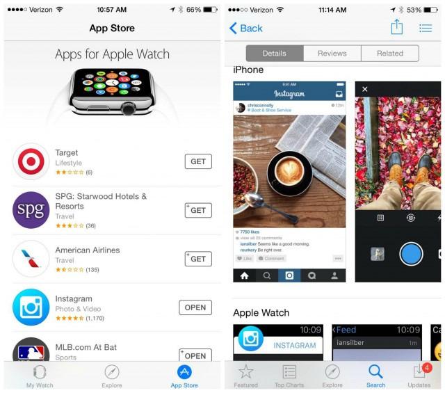 Cài đặt ứng dụng cho Apple Watch  cách kết nối Apple Watch với iPhone
